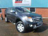 2014 Ford Ranger 3.2 TDCi Limited Double Cab Pickup 4x4 4dr (EU5) Pickup Diesel