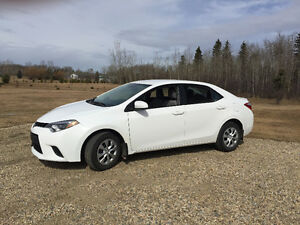 2014 Toyota Corolla LE ECO Sedan