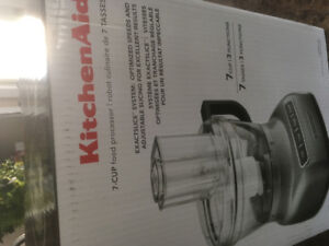 Kitchen aid 7 cup food processor