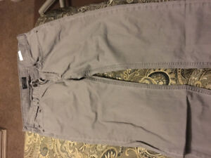 Grey Banana Republic dress pants for sale!