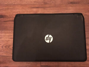 Hp 15 Notebook PC touch screen 750GB storage laptop!