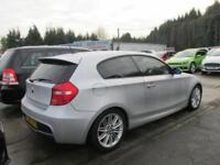 2007 07 BMW 1 SERIES 120D M SPORT 3 DR DIESEL