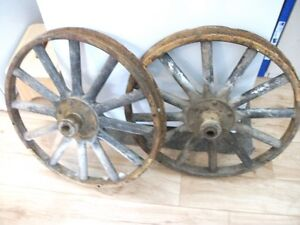 wood spoke wheels