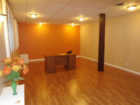 Main Floor Office Space. on Prince Street in Truro.