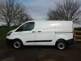 2014 FORD TRANSIT CUSTOM 2.2TDCi (100PS) 290 L1H1 ~ ONE OWNER ~ FINANCE ARRANGED