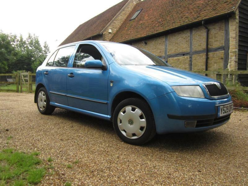 skoda fabia 1 4 16v comfort in marlow buckinghamshire gumtree. Black Bedroom Furniture Sets. Home Design Ideas