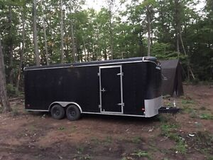 20ft 2007 Haulmark car hauler