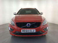 2014 VOLVO XC60 R-DESIGN NAV D4 AUTOMATIC DIESEL 1 OWNER VOLVO SERVICE HISTORY