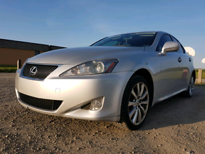 2006 Lexus IS 250 AWD - Accident Free