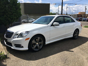 2013 Mercedes-Benz E-Class Sedan
