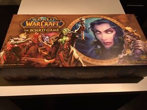 World of Warcraft Boardgame LIKE NEW West Island Greater Montréal image 1