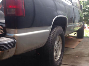 1994 GMC Sierra C/K 1500 4X4 Pickup PARTS TRUCK