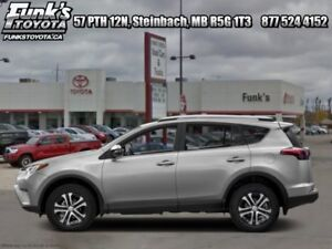 2018 Toyota RAV4 AWD LE  - Upgrade Package