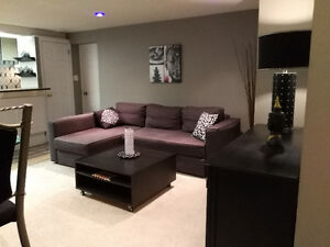 Available Immediate furnished short/long term all included