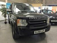 2008 58 LandRover Discovery TDV6 GS,Full Leather Superb