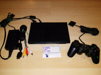 Sony Playstation 2 (PS2) Slim Console With Controller Ottawa Ottawa / Gatineau Area Preview