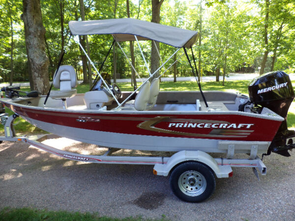 Used 2007 Princecraft 165 PRO SERIES SC