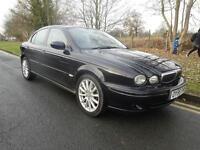 Jaguar X-TYPE 2.0D 2005/55 S diesel saloon 143,000 miles drives very well