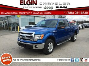 2014 Ford F-150 XL***3.7L,Low Kms,4x4,Mint***
