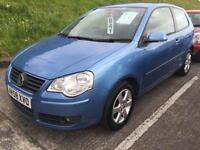 Volkswagen Polo 1.2 Match 2008 58 Plate Lovely Clean Example