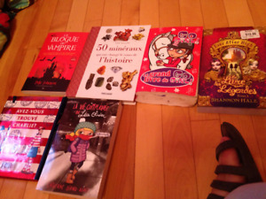 Teenager French Books