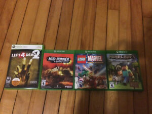Xbox one games 15$ for all