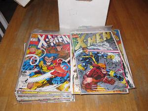 Xmen comics V2. #1-189