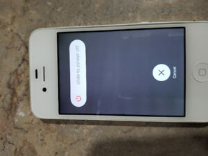 iPhone 4s 16 GB cell phone. Excellent condition.