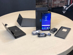 Like New Samsung Galaxy S9+ with Box and Accessories