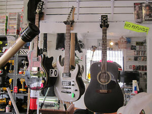 Washburn 7 String Electric Guitar. ***Forest City Pawnbrokers***