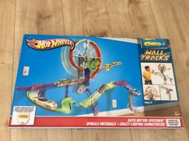 Hot Wheels Wall Track Set - Auto motion speedway