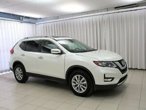 2017 Nissan Rogue BEAUTIFUL!! SV AWD SUV w/ PANORAMIC SUNROOF, A
