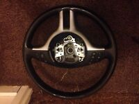 Bmw E46 steering Wheel for sale ***Sold***