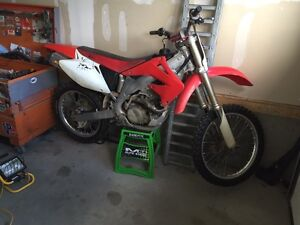 02 crf 450 r LOTS of new parts