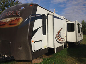 Jayco eagle luxury edition!