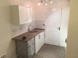 Brand new Studio Flat fully furnished all bills included in Sutton coldfield with parking only £395