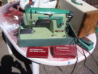Colorful Sewing Machine For Display Purposes