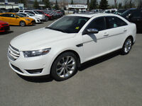 2013 Ford Taurus Limited Sedan, Self parking with Navigation