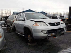 2003 Acura MDX Now Available At Kenny U-Pull Cornwall