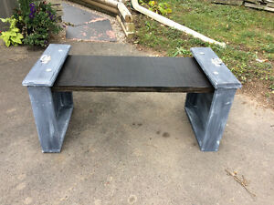 coffee table / bench
