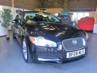 2008 08 Jaguar XF 2.7TD auto,Luxury,Sat Nav
