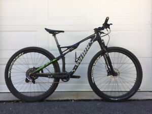 Velo de Montagne Specialized S Works Epic 2015 Medium