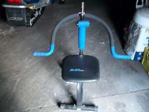 ab doer excercise equipment   PERFECT SHAPE   $30.00