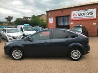 2010(60) Ford Focus 1.6 TDCi 110 ( DPF ) Titanium, **ANY PX WELCOME**
