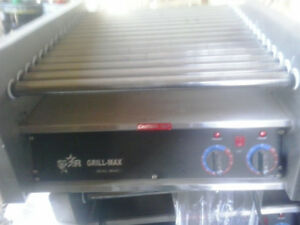 Star Grill-Max  Hot dog/Sausage cooker