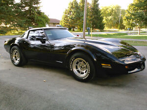 1980 Corvette (Numbers Matching)**REDUCED***