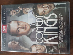 Comedy Kings - 50 Movie Pack (DVD, 12-Disc Set)