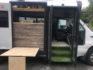 converted short bus