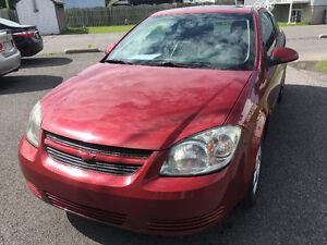 2009 Chevrolet Cobalt Coupe (2 door)