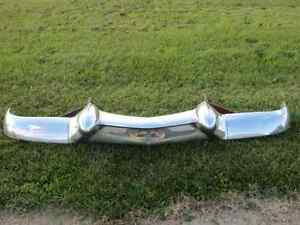 1952 Cadillac Front Bumper & Grille